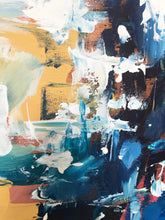 Load image into Gallery viewer, Daydreaming - 150x76 cm - Original Painting-OmarObaid.com