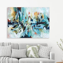 Load image into Gallery viewer, Difference - 102x76 cm - Original Painting-OmarObaid.com