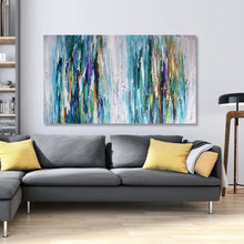 Load image into Gallery viewer, Exertion 10 - 152x90 cm - Original Painting-OmarObaid.com