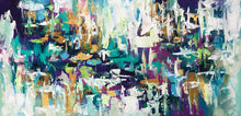 Load image into Gallery viewer, Fragile Reflection - 152x76 cm - Original Painting-OmarObaid.com