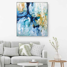 Load image into Gallery viewer, When The Moment Comes Part 1 - 92x102 cm - Original Painting
