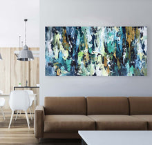 Load image into Gallery viewer, Hidden Agenda - 152x76 cm - Original Painting-OmarObaid.com