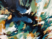 Load image into Gallery viewer, Hurricane - 152x80 cm - Original Painting-OmarObaid.com