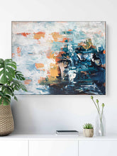 Load image into Gallery viewer, Mirage Part 1 - 62x76 cm - Original Painting