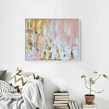 Load image into Gallery viewer, Clouds - 102x76 cm - Original Painting
