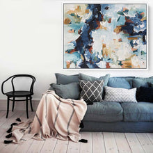 Load image into Gallery viewer, Dreaming 2- 122x90 cm - Original Painting