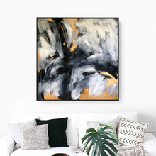Load image into Gallery viewer, On The Edge - 122x122 cm - Original Painting