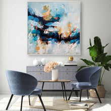 Load image into Gallery viewer, Colourful Memories - 102x102 cm - Original Painting