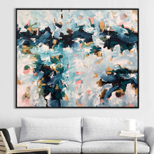 Load image into Gallery viewer, Crashing Waves - 152x122 cm - Original Painting