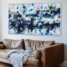 Load image into Gallery viewer, The Risk Is Worth The Gain - 152x92 cm - Original Painting