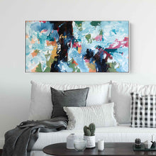 Load image into Gallery viewer, The Uncertain Path Part 1 - 102x50 cm - Original Painting