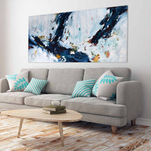 Load image into Gallery viewer, When Gravity Gives Way - 152x76 cm - Original Painting