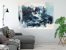 Load image into Gallery viewer, Lapsenmuisto - 122x90 cm - Original Painting-OmarObaid.com
