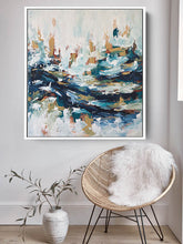 Load image into Gallery viewer, The Wave - 92x102 cm - Original Painting