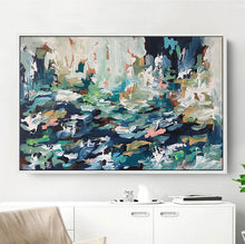Load image into Gallery viewer, Disconnect - 92x62 cm - Original Painting