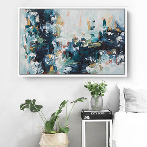 Gravitate 2 - 122x76 cm - Original Painting