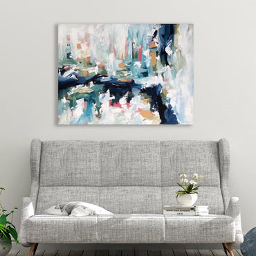 Mirage - 102x76 cm - Original Painting