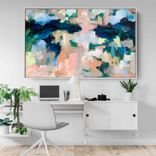 Load image into Gallery viewer, Labyrinth 2 - 122x76 cm - Original Painting