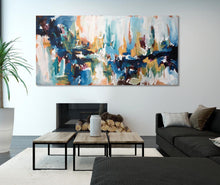 Patience - 150x76 cm - Original Painting