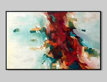 Load image into Gallery viewer, Inferno 3 - 122x76 cm - Original Painting