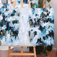 Load image into Gallery viewer, Adaptation - 122x71 cm - Original Painting