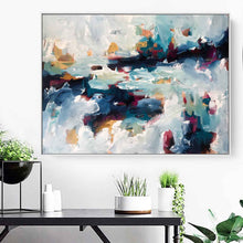 Load image into Gallery viewer, A Silent Poet 4 - 102x76 cm - Original Painting