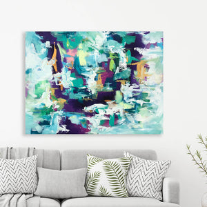 The Finer Things II - 76x102 cm - Original Painting