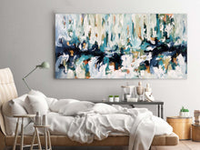 Load image into Gallery viewer, The Shore - 152x76 cm - Original Painting-OmarObaid.com