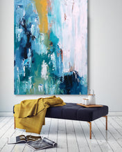 Solitude - 120x90 cm - Original Painting