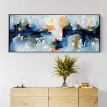 Load image into Gallery viewer, The Pier - 122x52 cm - Original Painting