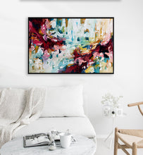 Load image into Gallery viewer, Inferno 4 - 117x76 cm - Original Painting