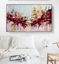 Load image into Gallery viewer, Inferno 5 - 150x90 cm - Original Painting