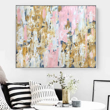 Load image into Gallery viewer, Clouds 2 - 102x76 cm - Original Painting