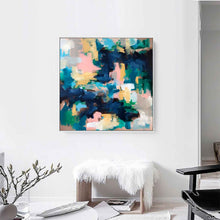Load image into Gallery viewer, Labyrinth - 102x102 cm - Original Painting