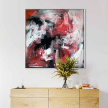 Load image into Gallery viewer, Drifting Part 1 - 76x76 cm - Original Painting