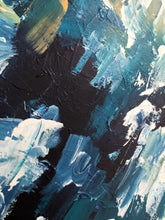 Load image into Gallery viewer, Atonement - 150x120 cm - Original Painting-OmarObaid.com