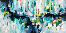 Load image into Gallery viewer, The Island - 152x76 cm - Original Painting-OmarObaid.com