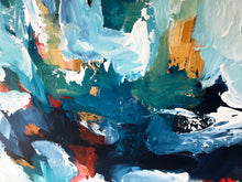 Load image into Gallery viewer, A New Start - 152x102 cm - Original Painting-OmarObaid.com