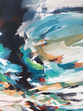 Load image into Gallery viewer, Thunder - 122x90 cm - Original Painting-OmarObaid.com