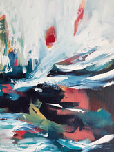 Load image into Gallery viewer, Breakwater - 152x76 cm - Original Painting-OmarObaid.com