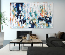 Load image into Gallery viewer, Daydreaming III - 150x90 cm - Original Painting-OmarObaid.com