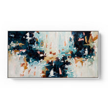 Load image into Gallery viewer, Blurred Emotions - 152x76 cm - Original Painting