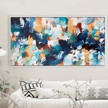 Load image into Gallery viewer, The Dreamers - 152x76 cm - Original Painting
