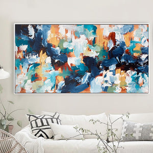 The Dreamers - 152x76 cm - Original Painting