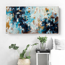Load image into Gallery viewer, Shelter From The Rain - 152x76 cm - Original Painting