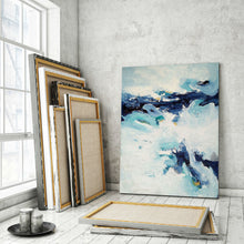 Load image into Gallery viewer, Riverfall - Custom Painting-OmarObaid.com