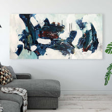 Load image into Gallery viewer, Searching - 150x76 cm - Original Painting-OmarObaid.com