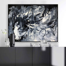 Load image into Gallery viewer, Beyond Midnight - 102x76 cm - Original Painting