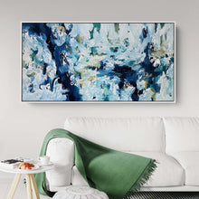Load image into Gallery viewer, Silent River - 152x76 cm - Original Painting