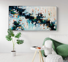 Load image into Gallery viewer, Stream Of Consequences - 152x76 cm - Original Painting